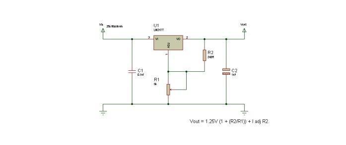 LM317 Basic